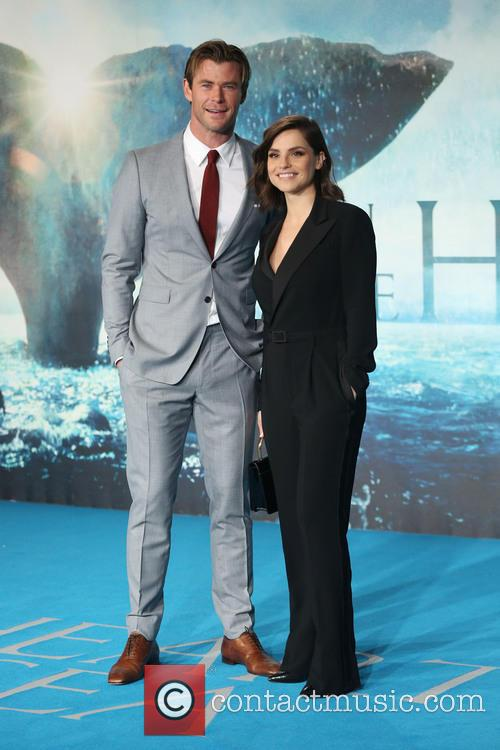 Chris Hemsworth and Charlotte Riley 3