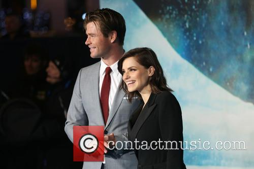 Chris Hemsworth and Charlotte Riley 5