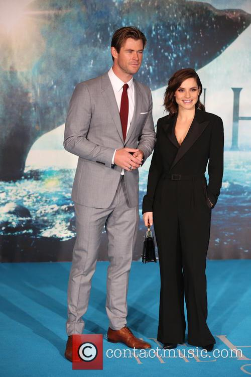 Charlotte Riley and Chris Hemsworth 6