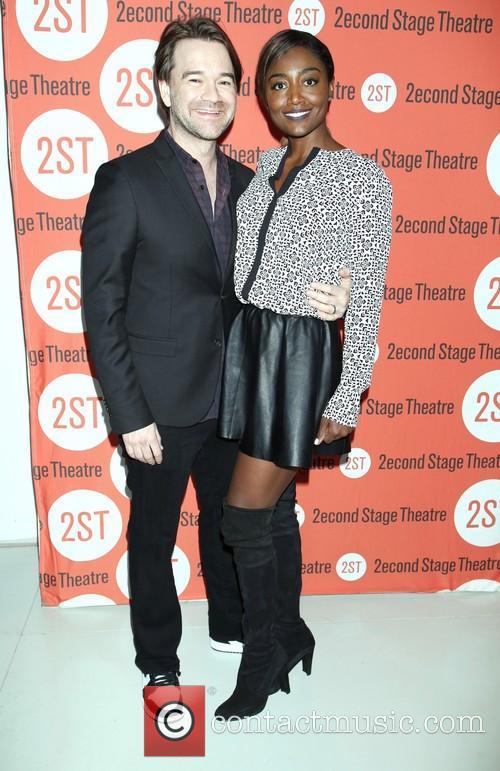 David Mars and Patina Miller 1