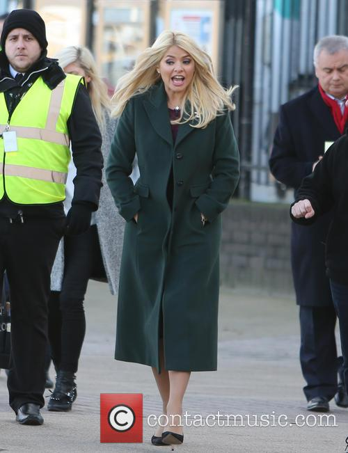 Holly Willoughby and Eamonn Holmes 2
