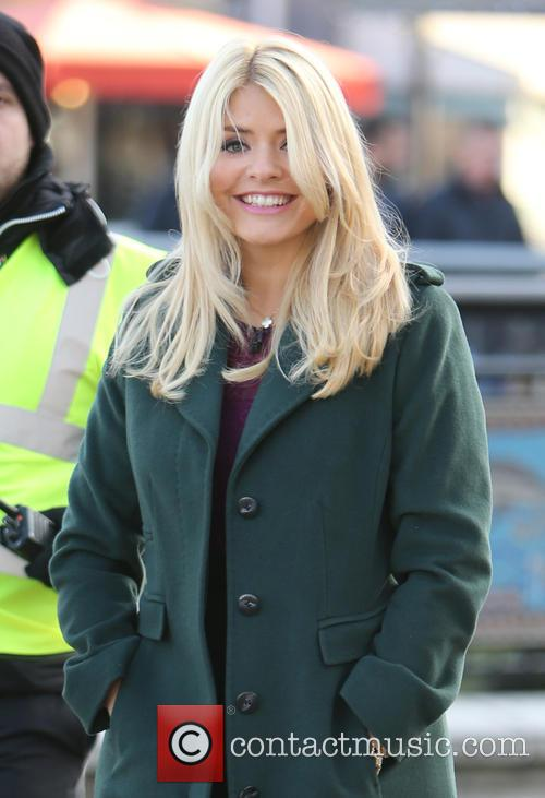 Holly Willoughby and Eamonn Holmes 5