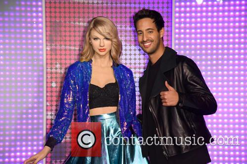 Taylor Swift and Sami Slimani 2