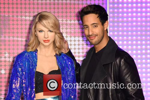 Taylor Swift and Sami Slimani 3