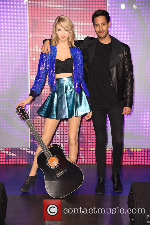 Taylor Swift and Sami Slimani 4