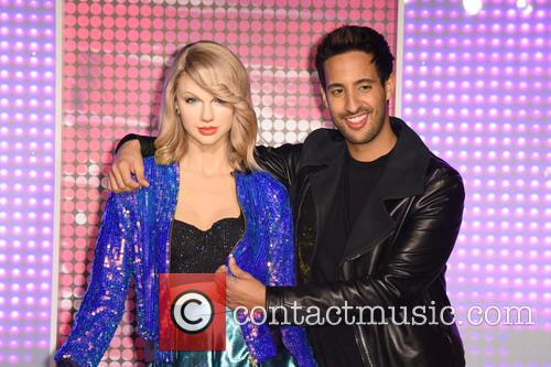 Taylor Swift and Sami Slimani 5