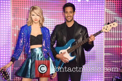 Taylor Swift and Sami Slimani 7