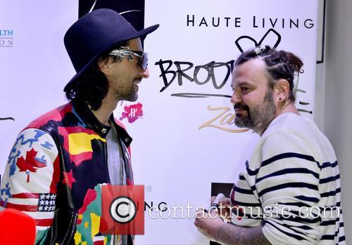 Adrien Brody and Domingo Zapata 11