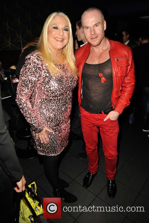 Vanessa Feltz and Philip Christopher Baldwin 2