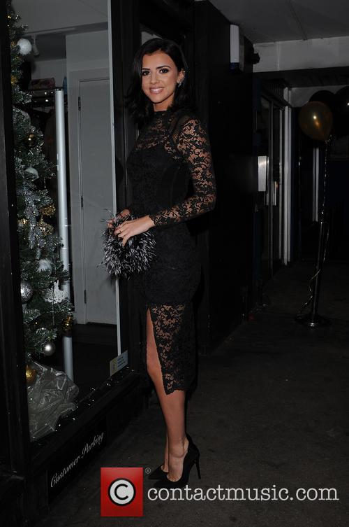Lucy Mecklenburgh celebrates 3 years at her boutique