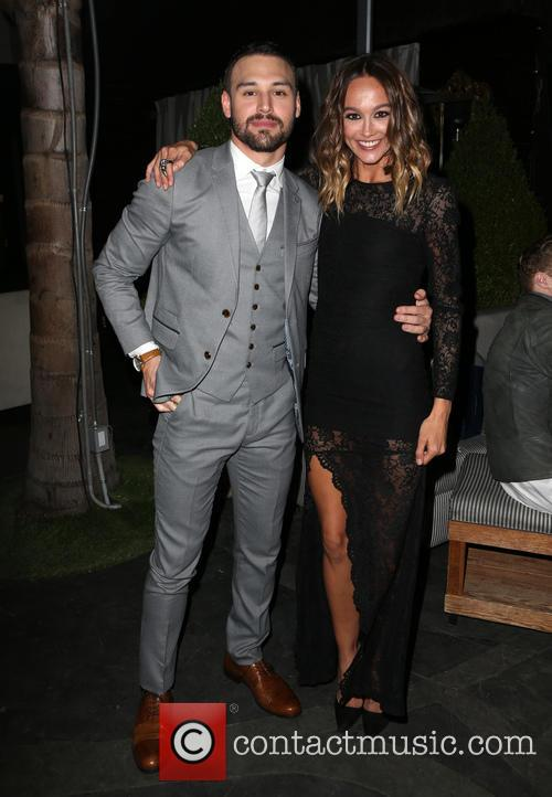 Ryan Guzman and Sharni Vinson 1