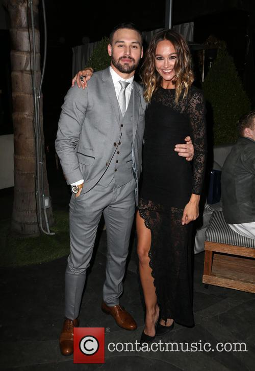 Ryan Guzman and Sharni Vinson 2