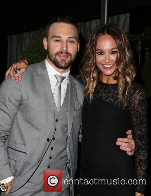 Ryan Guzman and Sharni Vinson 4