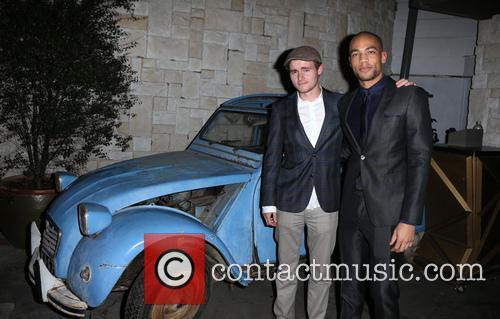Callan Mcauliffe and Kendrick Sampson 5