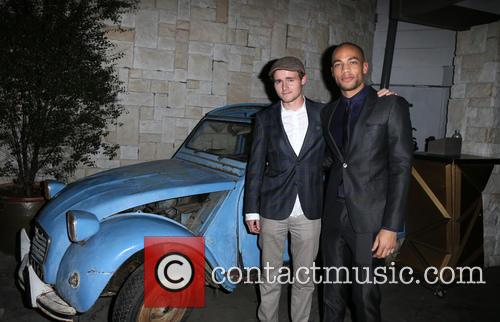 Callan Mcauliffe and Kendrick Sampson