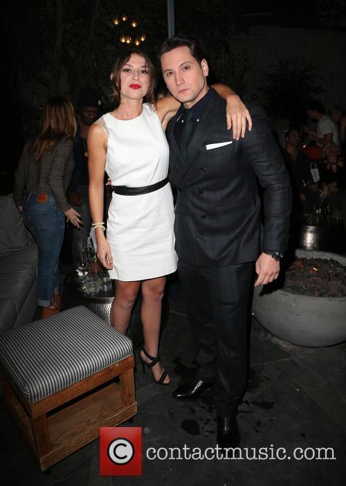 Jaclyn Albergoni and Matt Mcgorry
