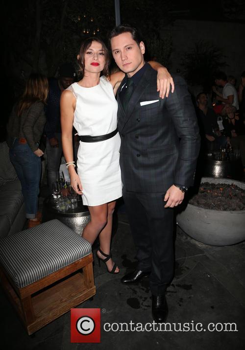 Jaclyn Albergoni and Matt Mcgorry 2