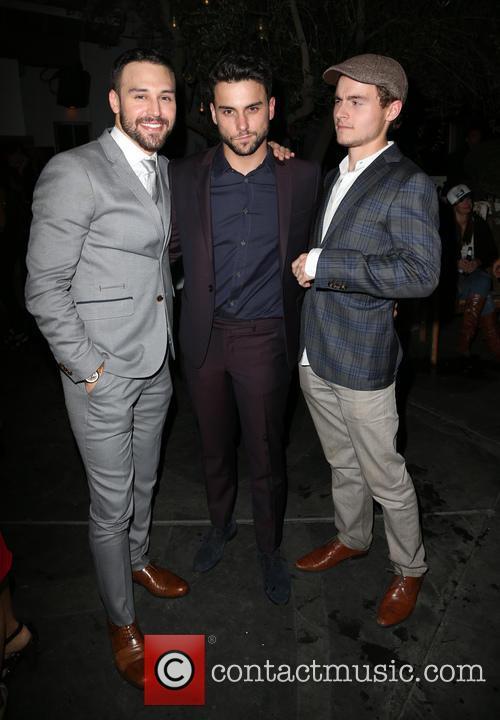 Ryan Guzman, Jack Falahee and Callan Mcauliffe 5
