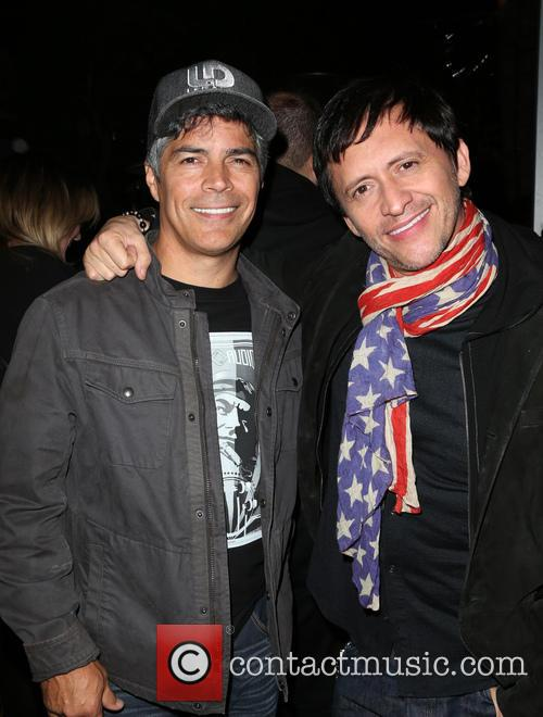 Esai Morales, Clifton Collins and Jr.