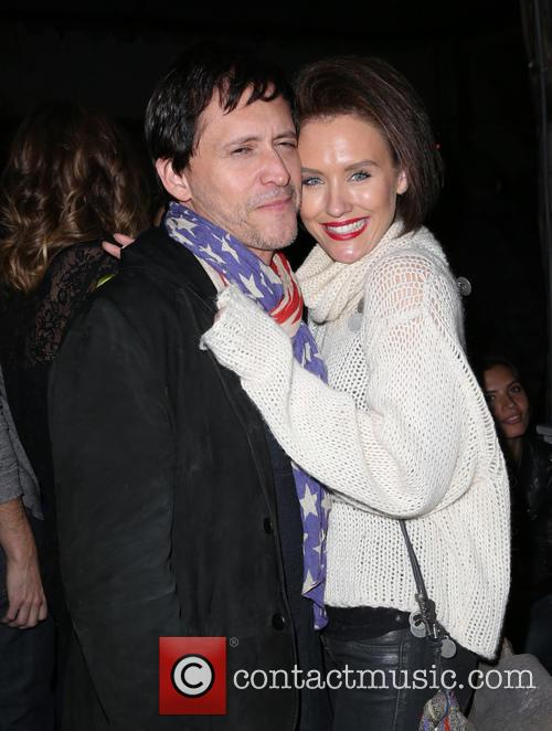 Clifton Collins, Jr. and Nicky Whelan 4