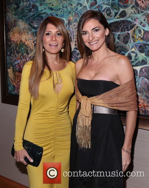 Xiomara Castro and Julie Jimenez 2