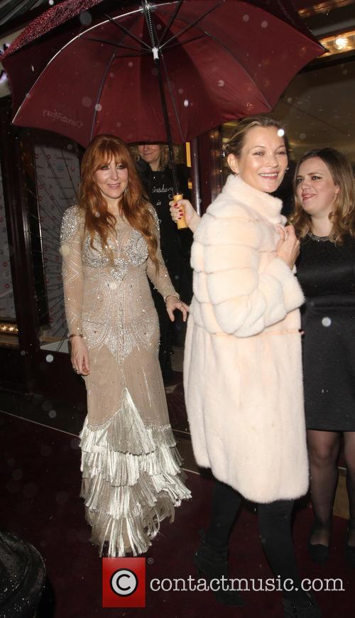 Kate Moss and Charlotte Tilbury 6