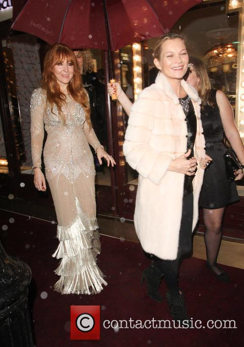 Kate Moss and Charlotte Tilbury 9