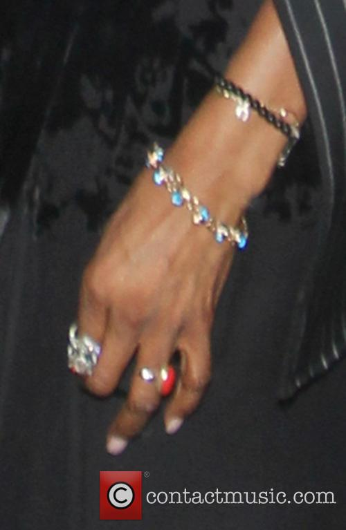 Naomi Campbell and Jewellery 6