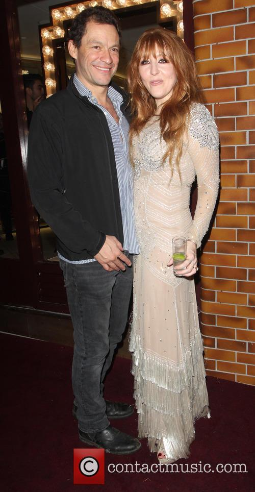 Charlotte Tilbury and Dominic West 3