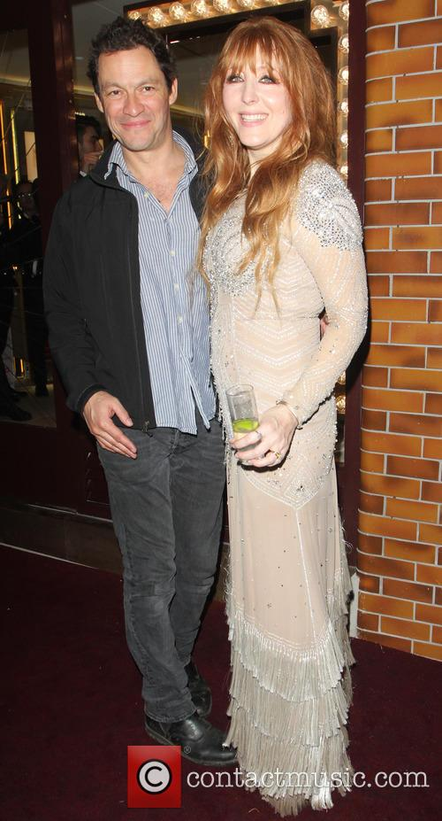 Charlotte Tilbury and Dominic West 4