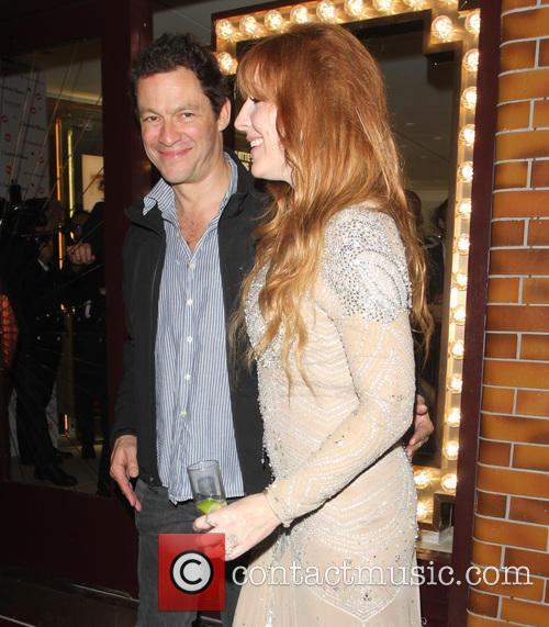 Charlotte Tilbury and Dominic West 5
