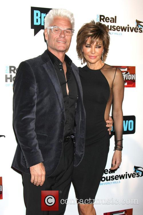 Harry Hamlin and Lisa Rinna 3