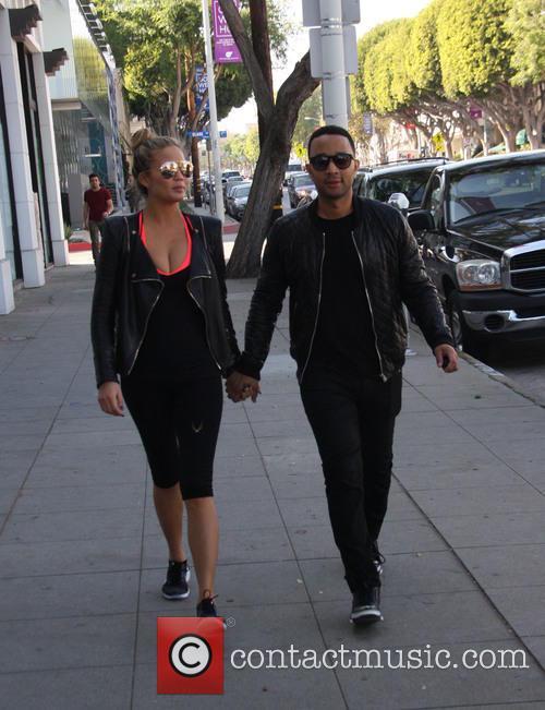 Chrissy Teigen and John Legend 5