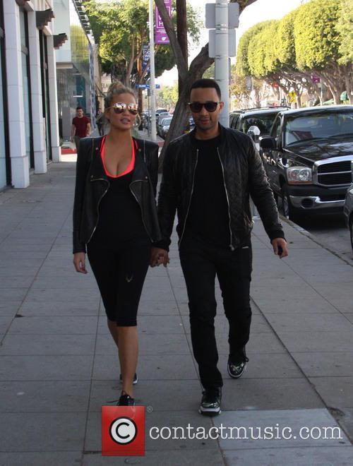 Chrissy Teigen and John Legend 10