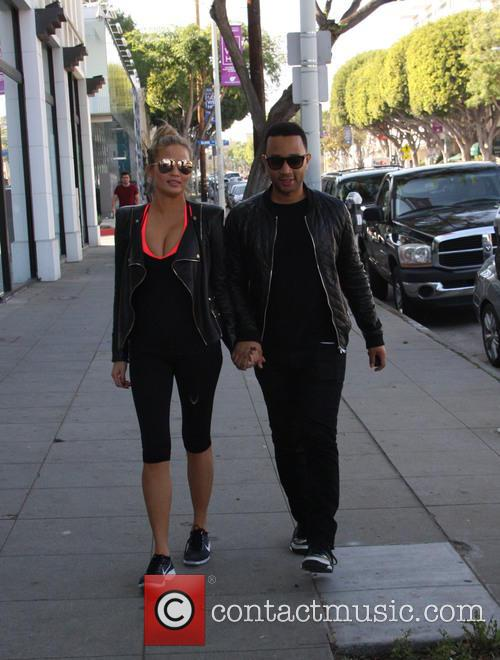 Chrissy Teigen and John Legend 11
