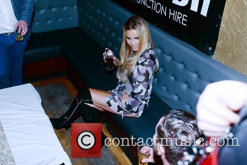 Katie Price meet and greet at Buddha Bar...