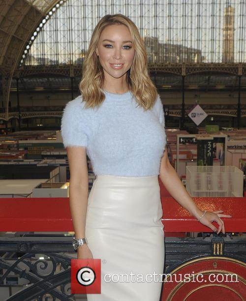 Lauren Pope at The Business Show 2015