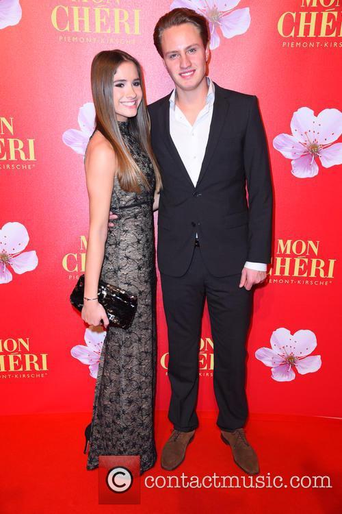 Lucia Strunz and Boyfriend Gabriel 1