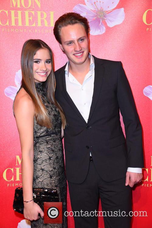 Lucia Strunz and Boyfriend Gabriel 2