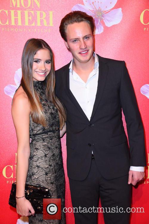 Lucia Strunz and Boyfriend Gabriel 3