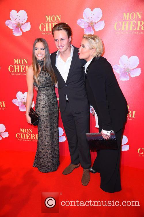 Lucia Strunz, Boyfriend Gabriel and Claudia Effenberg 5