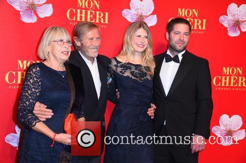 Helgardt Hella Ruthardt, Horst Janson, Sarah-jane Janson and Her Boyfriend 1