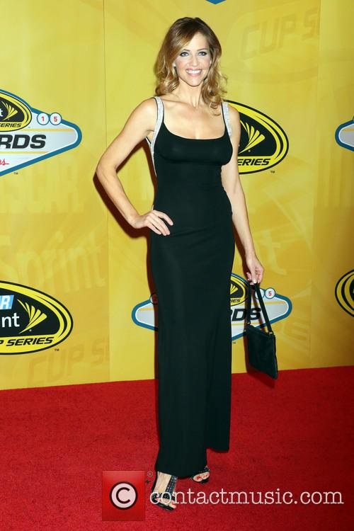 2015 NASCAR Sprint Cup Series Awards - Arrivals