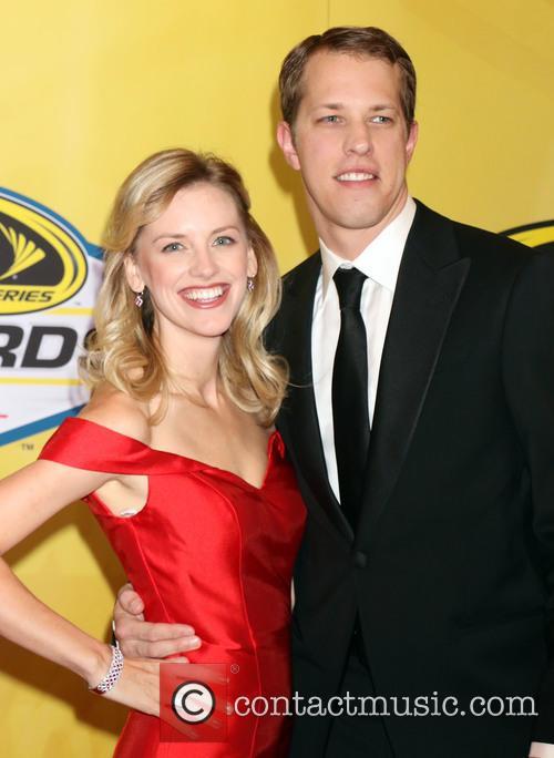 Brad Keslowski and Paige White 1