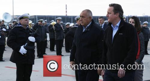 David Cameron and Prime Minister Boiko Borisov 3
