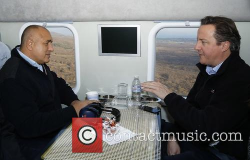 David Cameron and Prime Minister Boiko Borisov 6
