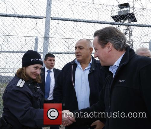 David Cameron and Prime Minister Boiko Borisov 7