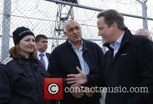 David Cameron and Prime Minister Boiko Borisov 8
