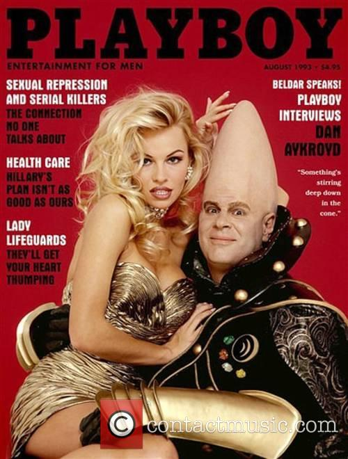 Pamela Anderson is to grace the cover of...