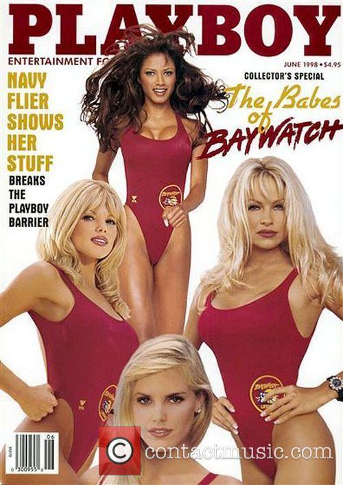 Pamela Anderson, Traci Bingham, Donna D'errico and Gena Lee Nolin